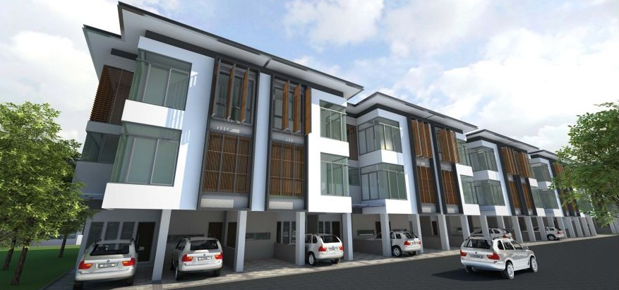 Proposed Townhouse