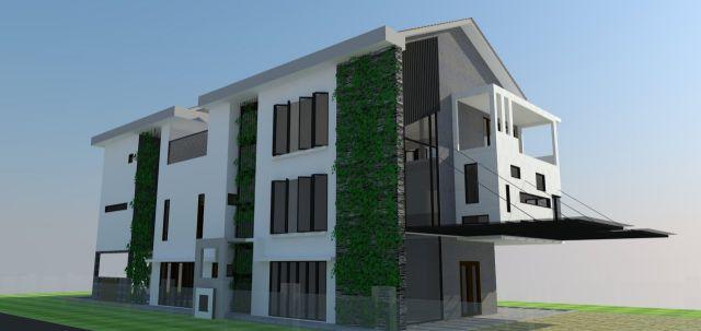 Proposed Housing Development 12
